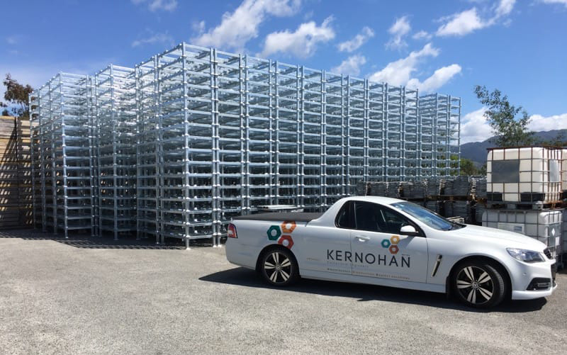 Kernohan stillage